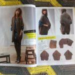 Gilet à tricoter pour femme