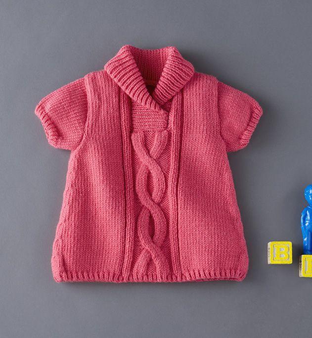 modele de layette au tricot gratuit