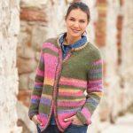 Modèle gilet femme à tricoter gratuit
