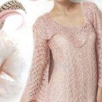 Modèle pull tunique femme à tricoter gratuit