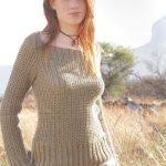 Modèle tricot gratuit pull femme
