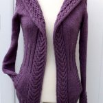 Femme tricot