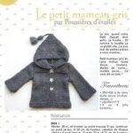 Modele tricot nouveau né gratuit