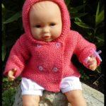 Modèles de tricots gratuits pour poupons