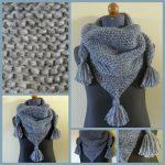 Modele cheche tricot