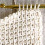 Tricot au crochet