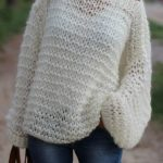 Maille tricot facile