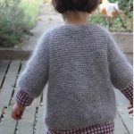 Tuto tricot fille 2 ans