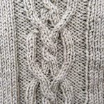 Comment faire une torsade tricot