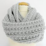 Tricoter un snood écharpe