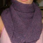 Tuto cheche tricot