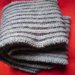 Modele tricot echarpe garcon