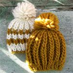 Tuque tricot facile