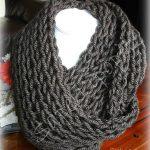 Comment faire un echarpe en laine