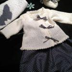 Layette naissance tricot