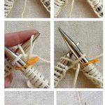 Comment faire une echarpe
