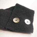 Tour de cou tricot facile