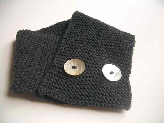 tour de cou tricot facile laine et tricot. Black Bedroom Furniture Sets. Home Design Ideas