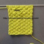 Tricoter un tricot