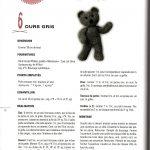 Tricoter un ourson facile