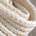 Tuto tricot snood femme