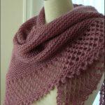 Tuto chale crochet debutant