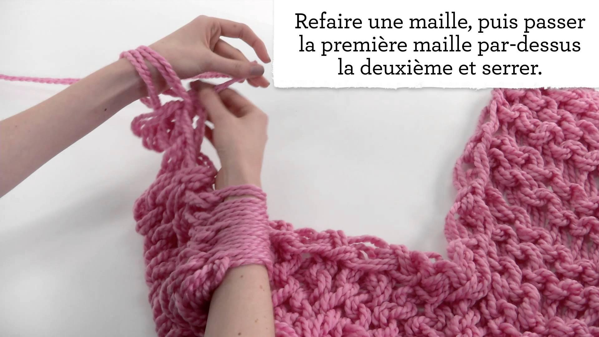 1ecd026d6135 Comment tricoter un echarpe - Laine et tricot