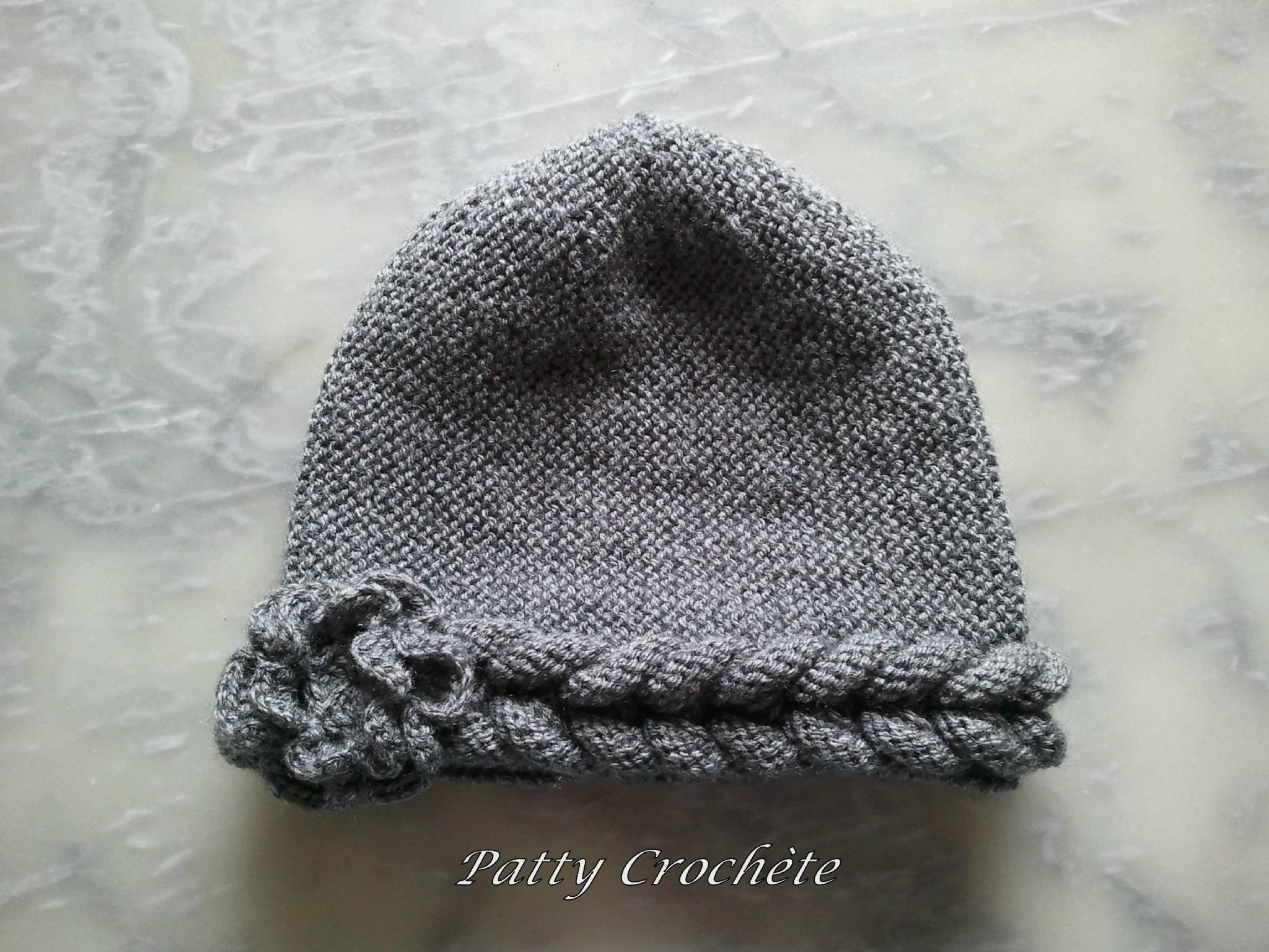 tuto tricoter un bonnet laine et tricot. Black Bedroom Furniture Sets. Home Design Ideas