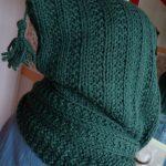 Modele echarpe tricot facile