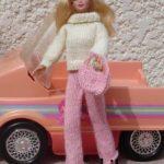 Modele tricot barbie