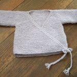 Brassière naissance tricot