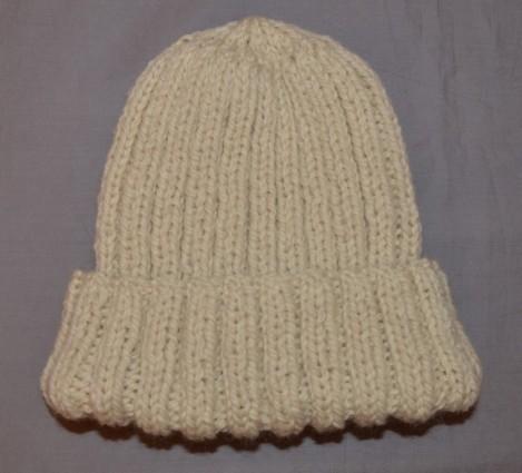 Modèle de tricot facile