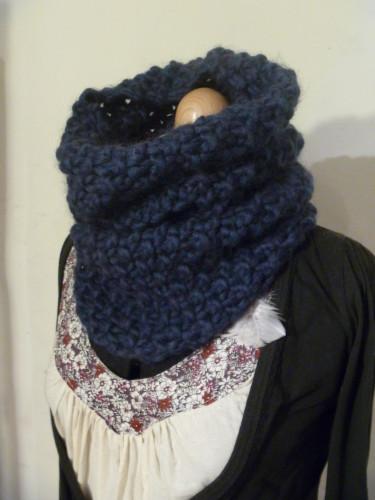 point de tricot pour grosse laine laine et tricot. Black Bedroom Furniture Sets. Home Design Ideas