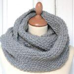 Modele echarpe tube a tricoter gratuit
