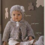 Modele gratuit tricot fille