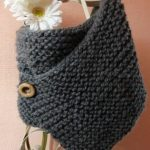 Tuto tricoter un snood
