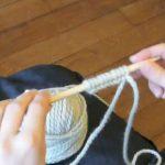 Apprendre a faire du tricot
