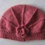 Tuto pour tricoter un bonnet
