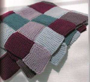 Tricot facile d butant laine et tricot - Apprendre a tricoter debutant ...