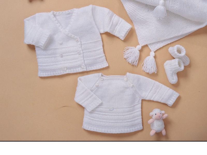 modeles tricot layette gratuit