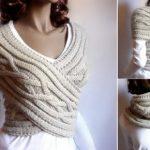 Comment faire une écharpe en tricot