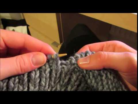 Youtube tricot facile laine et tricot - Comment tricoter des chaussettes en laine ...