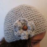 Video bonnet tricot