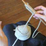 Tuto pour apprendre a tricoter