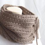 Tricoter un foulard facile