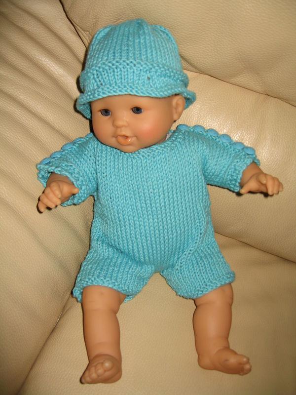 modele tricot poupon laine et tricot. Black Bedroom Furniture Sets. Home Design Ideas