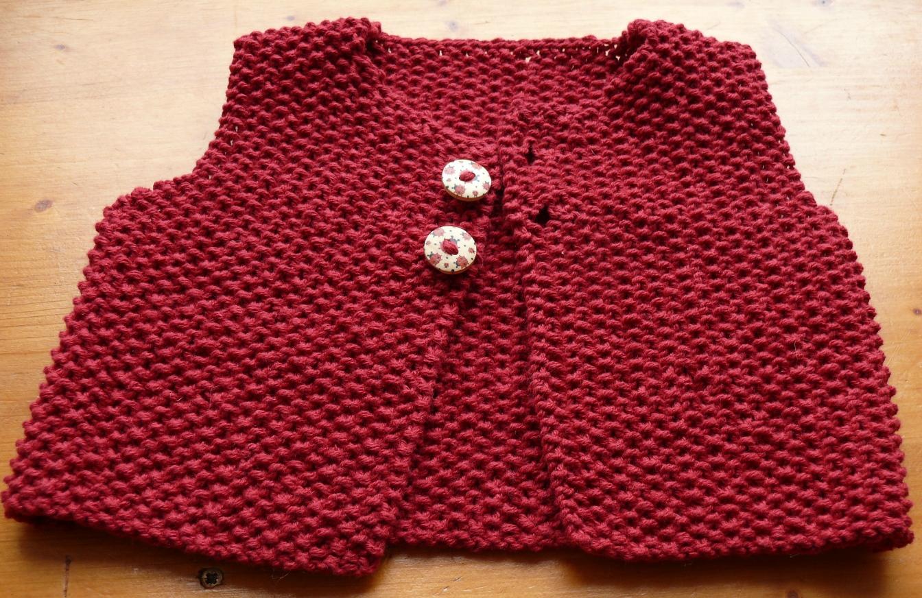 c03176b9515b Tricot pour débutant gratuit - Laine et tricot