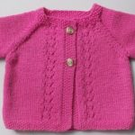 Explications tricot layette