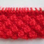 Point du tricot