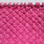 Apprendre les points de tricot